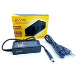 Fonte para Notebook Ifonte H-01 Compatível para Hp 65w 18.5v 3.5a Bivolt Conector 7.4 X 5.0mm Pino