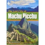 Footprint Reading Library - Level 1 - 800 A2 - The Lost City Of Machu Picch