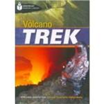 Footprint Reading Library - Level 1 - 800 A2 - Volcano Trek - American Engl