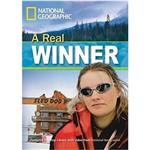 Footprint Reading Library - Level 3 1300 B1 - a Real Winner - DVD