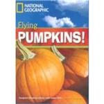 Footprint Reading Library - Level 3 - 1300 B1 - Flying Pumpkins! British En