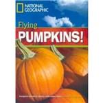 Footprint Reading Library - Level 3 1300 B1 - Flying Pumpkins! - DVD