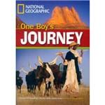 Footprint Reading Library - Level 3 1300 B1 - One Boy''s Journey - British English + Multirom