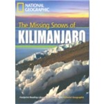 Footprint Reading Library - Level 3 - 1300 B1 - The Missing Snows Of Kilima