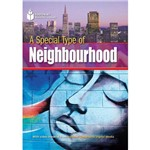 Footprint Reading Library - Level 2 1000 A2 - a Special Kind Of Neighborhood - DVD
