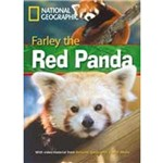 Footprint Reading Library - Level 2 1000 A2 - Farley The Red Panda - DVD