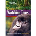Footprint Reading Library - Level 2 1000 A2 - Gorilla Watching Tours - DVD