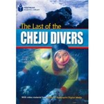 Footprint Reading Library - Level 2 1000 A2 - Last Of Cheju Divers - DVD