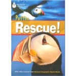 Footprint Reading Library - Level 2 - 1000 A2 - Puffin Rescue! British Engl