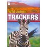 Footprint Reading Library: Wild Animal Trackers 1000 - British