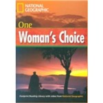 Footprint Reading Library - Level 4 - 1600 B1 - One Woman S Choice British