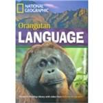 Footprint Reading Library - Level 4 - 1600 B1 - Orangutan Language British
