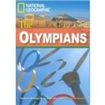Footprint Reading Library - Level 4 - 1600 B1 - The Olympians - American En