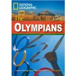 Footprint Reading Library - Level 4 1600 B1 - The Olympians - DVD