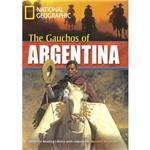 Footprint Reading Library - Level 6 2200 B2 - The Gauchos Of Argentina - British English + Multirom