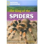 Footprint Reading Library - Level 7 - 2600 B2 - The King Of The Spiders Ame