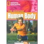 Footprint Reading Library - Level 7 2600 C1 - Amazing Human Body - America