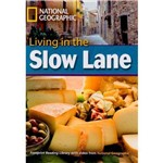 Footprint Reading Library - Level 8 3000 C1 - Living In The Slow Lane - British English + Multirom
