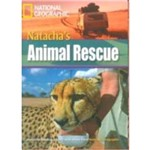 Footprint Reading Library - Level 8 - 3000 C1 - Natacha S Animal Rescue - B