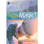 Footprint Reading Library: Snow Magic! 800 - American