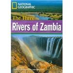 Footprint Reading Library: Three Rivers Of Zambia 1600 (Bre)