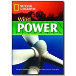 Footprint Reading Library Wind Power 1300 (bre)