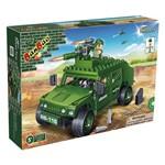 Força Tática Jeep Hammer 203 Peças - Banbao