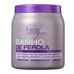 Forever Liss Banho de Perola Mascara P/ Loiros - Grande 1kg