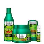 Forever Liss Cresce Cabelo Kit Tratamento Completo (4 Produtos)