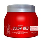 Forever Liss Máscara Tonalizante Color Red 250gr- FAB Forever Liss Cosméticos