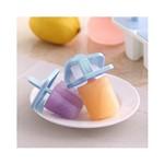 Forma para Picolé 8 Cavidades A0325 Azul Basic Kitchen