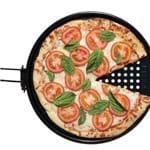 Forma para Pizza em Aço 33cm