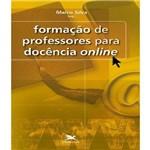 Formacao de Professores para Docencia Online