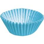 Formas de Papel P/doces N.04 Azul 3,5x2cm 10pctx100und Festcolor Pct.c/10