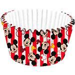 Forminha Cupcake Impermeável Mickey Diversão - 45 Unidades - Regina Festas