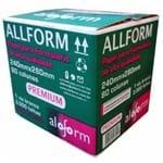Formulário Contínuo 1 Via 80 Colunas Aloform 3000 Folhas 1023388