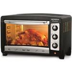 Forno Tostador Mondial Grand Cook FR-07 42 Litros Preto e Aço Escovado