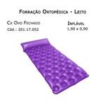 Forrações de Leito - Caixa de Ovo Fechado (inflável 1,90 X 0,90m) - Bioflorence - Cód: 201.17.052