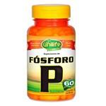 Fósforo Quelato P Mineral - Unilife - 60 Comprimidos