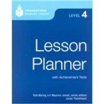 Foundations Readers Level 4 - Lesson Planner