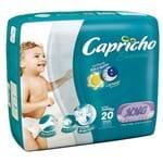Fralda Capricho Bummies Jumbo XXG 20 Unidades