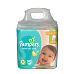 Fralda Pampers Confort Sec Pack Tamanho G 60 Unidades