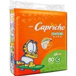 Fraldas Descartáveis Capricho Garfield Super Jumbo Pack Tamanho G - 80 Unidades