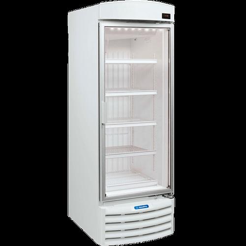 Freezer Vertical, Metalfrio, 497 Litros, Porta de Vidro - VF50F - 220V