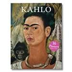 Frida Kahlo - Caixa com 16 Posters