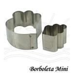 Frisador em Alumínio - Borboleta Mini