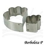 Frisador em Alumínio - Borboleta Pequena