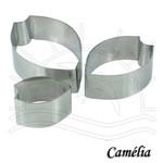 Frisador em Alumínio - Camélia