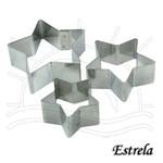Frisador em Alumínio - Estrela