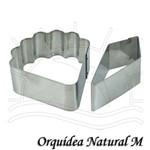 Frisador em Alumínio - Orquídea Natural Média